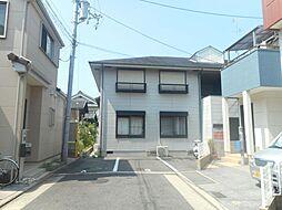 大阪府泉大津市菅原町の賃貸アパートの外観