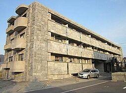 香川県高松市牟礼町牟礼の賃貸マンションの外観