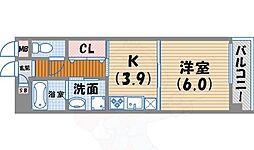 西宮北口駅 7.0万円