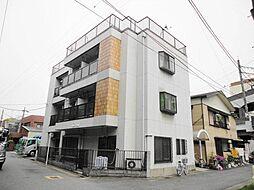 神奈川県川崎市川崎区池上町の賃貸マンションの外観