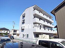港西マンションII[2階]の外観