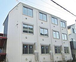 JR常磐線 金町駅 徒歩10分の賃貸アパート
