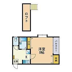 姪浜駅 3.5万円