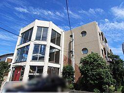 神奈川県茅ヶ崎市小和田3丁目の賃貸マンションの外観