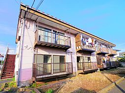 デリエール横須賀A棟[2階]の外観