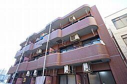 神奈川県横須賀市根岸町2丁目の賃貸マンションの外観