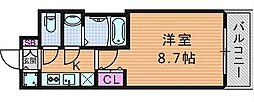 レオンコンフォート本町東[11階]の間取り