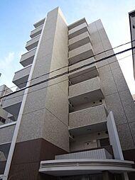 アベニール四天王寺[1階]の外観