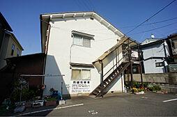第一山本荘[208号室]の外観