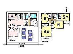 甚目寺駅 3,360万円