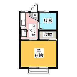 北仙台駅 2.4万円