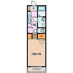 トップハウス南玉垣 II棟[1階]の間取り