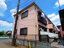 ヒダノコーポ[1階]の外観
