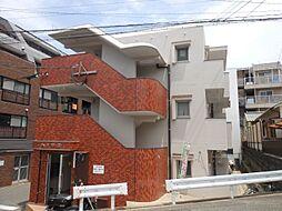 ハイツ栄[1階]の外観