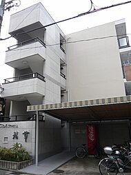 シャトー若草[102号室]の外観