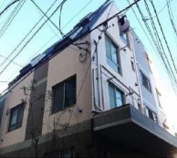 西早稲田リミターレ[202号室号室]の外観