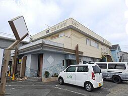 三重県松阪市五月町の賃貸アパートの外観