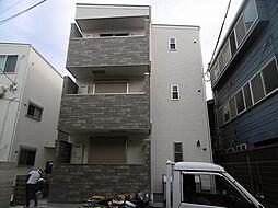 クリエオーレ三ノ瀬II[201号室号室]の外観