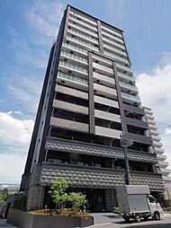 プレサンス大阪城公園ネクサス[2階]の外観