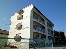 長野県岡谷市今井の賃貸マンションの外観