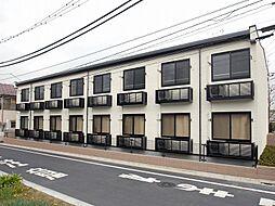 東京都江戸川区春江町3丁目の賃貸アパートの外観