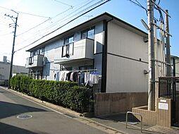 福岡県大野城市東大利3丁目の賃貸アパートの外観