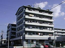ベルニシキ S棟[5階]の外観