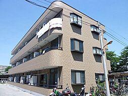 東京都足立区花畑3丁目の賃貸マンションの外観