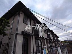 [テラスハウス] 兵庫県神戸市灘区五毛通3丁目 の賃貸【/】の外観