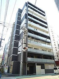 神奈川県横浜市中区松影町2丁目の賃貸マンションの外観