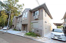 兵庫県宝塚市清荒神2丁目の賃貸アパートの外観
