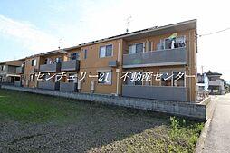 JR山陽本線 岡山駅 バス35分 バス自動車学校入口下車 徒歩7分の賃貸アパート