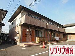 千葉県千葉市中央区都町3丁目の賃貸アパートの外観