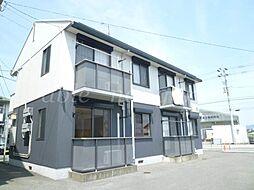 シャーメゾン・ボヌールA棟[2階]の外観