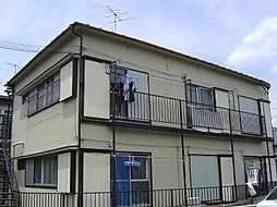 俊明荘[102号室]の外観