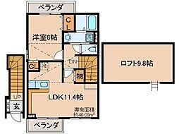 玉水駅 6.1万円