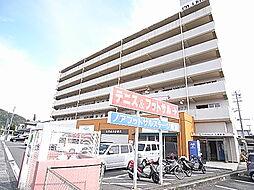 兵庫県姫路市八家の賃貸マンションの外観