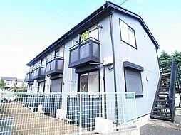 ハイツHIRO-B棟-[2階]の外観