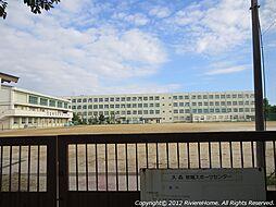 [中学校] 学区/名古屋市立大森中学校 「徒歩24分」まで1,880m