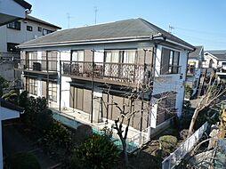 東京都町田市高ヶ坂3丁目の賃貸アパートの外観