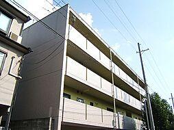 京都府宇治市大久保町大竹の賃貸マンションの外観