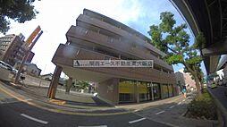 大阪府東大阪市中野1丁目の賃貸マンションの外観