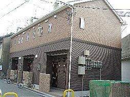 ルシアコート桜園[1階]の外観