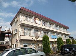 東京都西多摩郡瑞穂町南平1丁目の賃貸マンションの外観