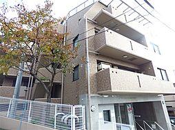 兵庫県神戸市灘区土山町3丁目の賃貸マンションの外観