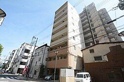 兵庫県伊丹市中央2丁目の賃貸マンションの外観