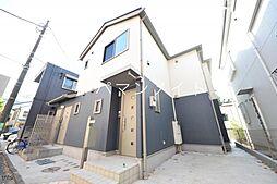 [テラスハウス] 神奈川県横浜市戸塚区平戸3丁目 の賃貸【/】の外観