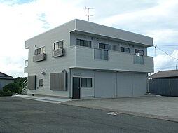 三重県鈴鹿市地子町の賃貸アパートの外観