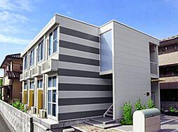 千葉県習志野市東習志野8丁目の賃貸アパートの外観