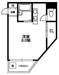 セレブコート十三[7階]の間取り